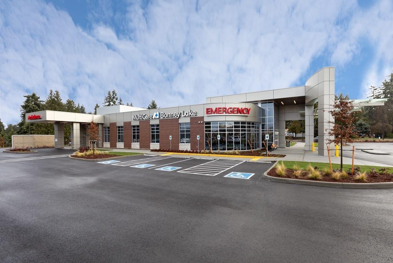 centurion health foundation multicare health system Bonney Lake